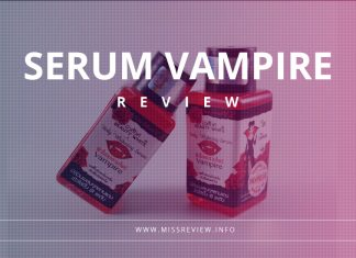 Review Serum Vampire Benny Thailand