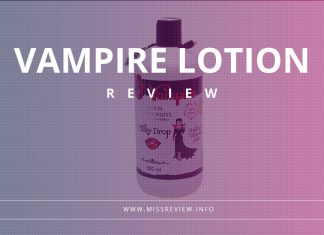 review lotion vampire