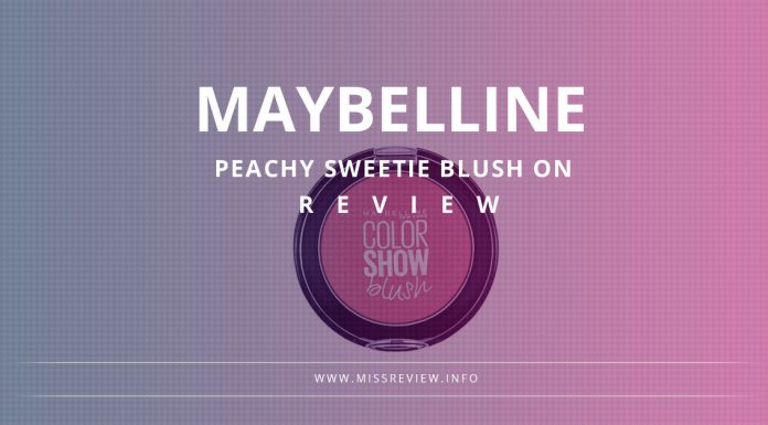 Review Blush On Maybelline