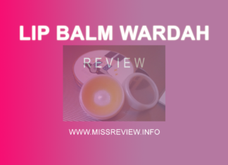 REVIEW LIP BALM WARDAH